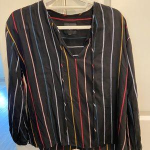 Rails striped blouse. Medium